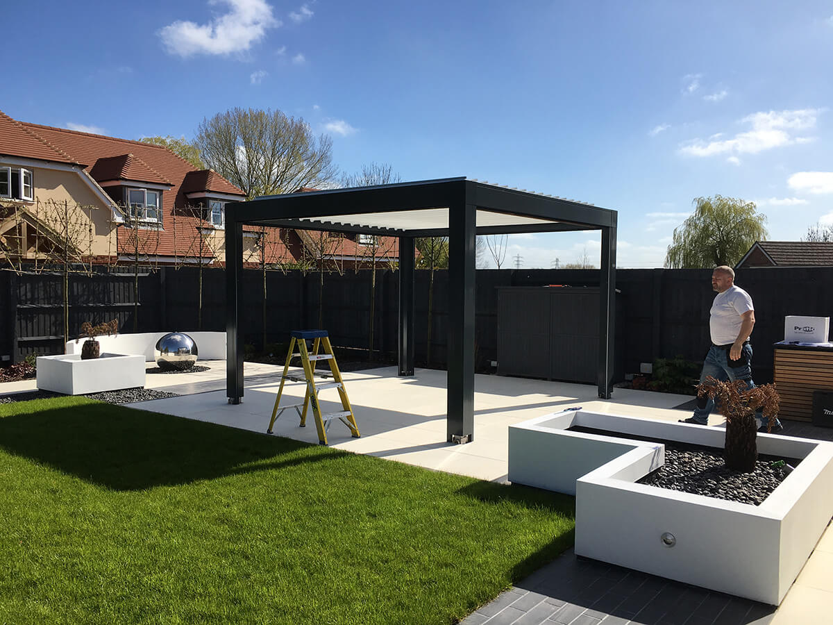 Outdoor pod System 6