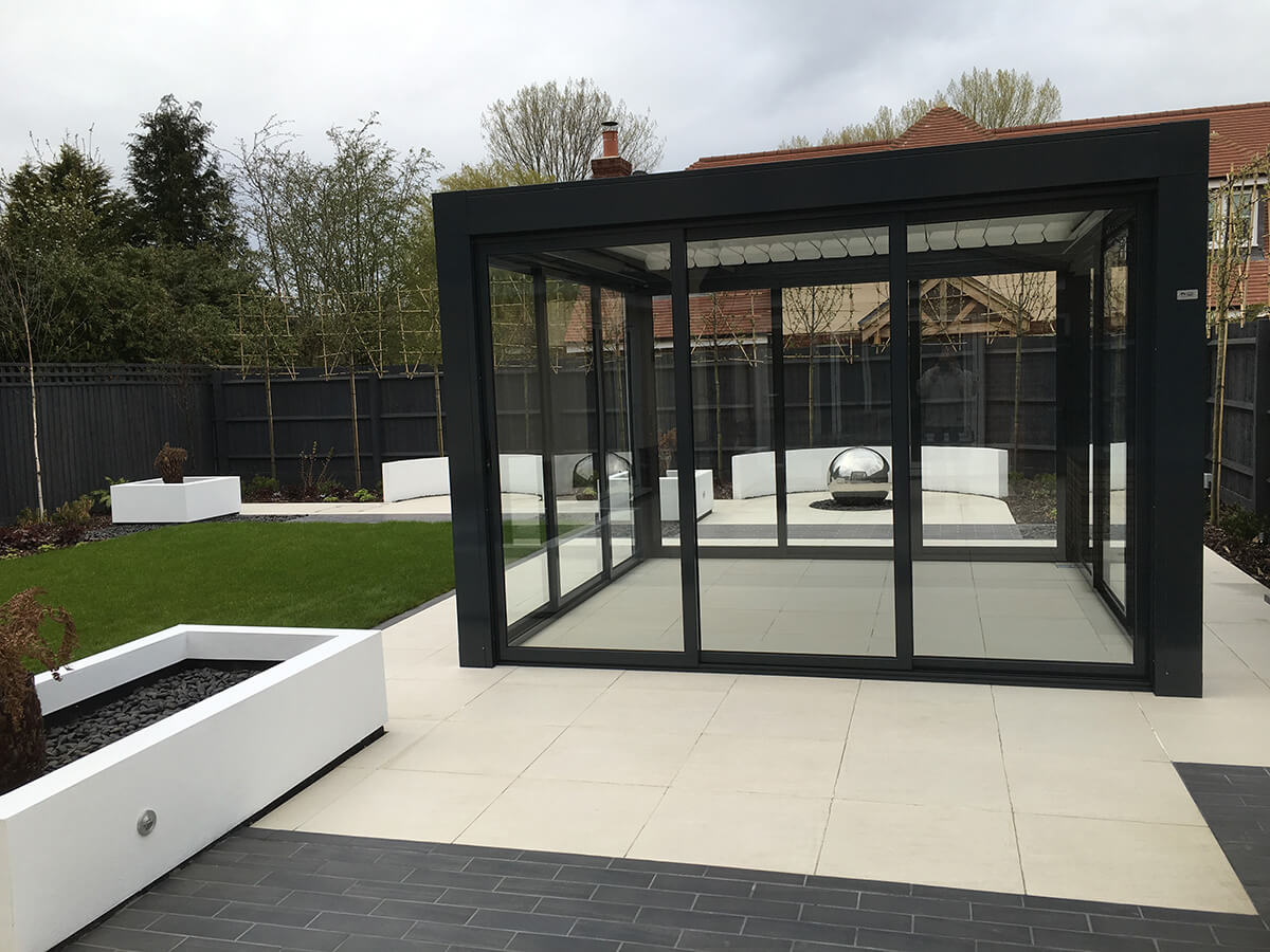 Outdoor pod System 3